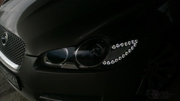 тюнинг jaguar