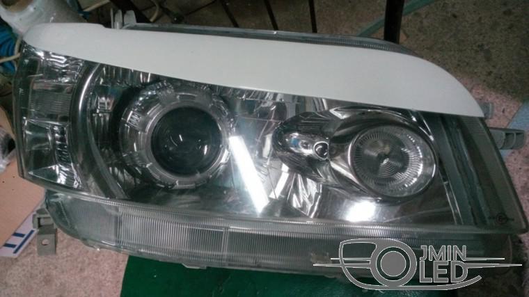 тюнинг Daihatsu Materia