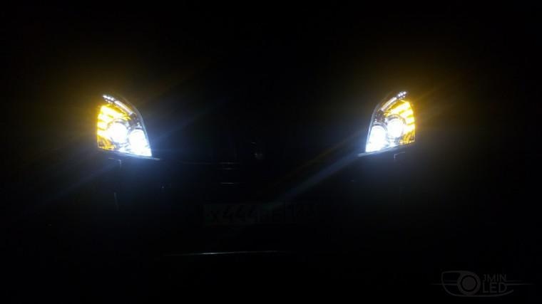 тюнинг Toyota Land Cruiser Prado 120