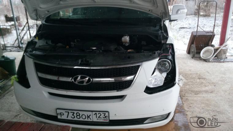 Тюнинг Hyunda GrandStarex H-1 H1 (8)