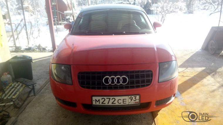Тюнинг Audi TT (1)