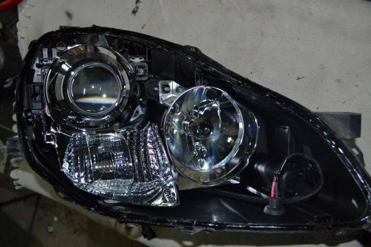ремонт фар lexus sc(5)