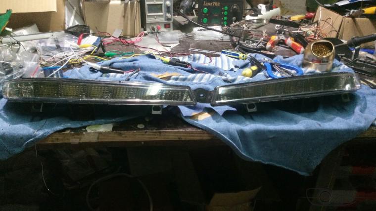 ремонт mercedes s-klasse w221 (16)