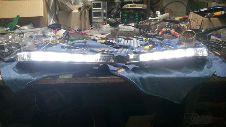 ремонт mercedes s-klasse w221 (21)