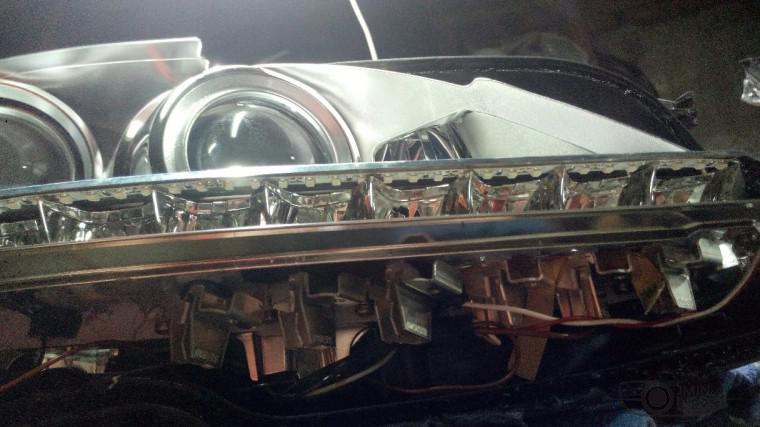 ремонт mercedes s-klasse w221 (3)