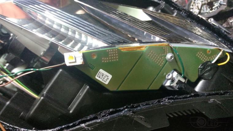 ремонт mercedes s-klasse w221 (8)