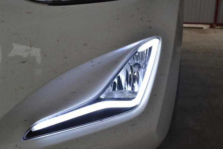 тюнинг фар hyundai elantra птф светодиоды (6)