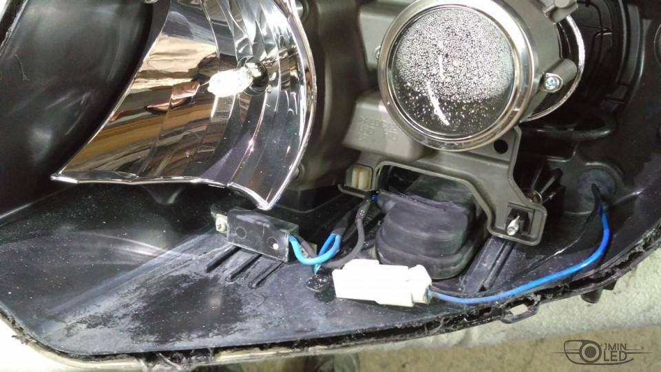 Ремонт фар Subaru Tribeca (7)