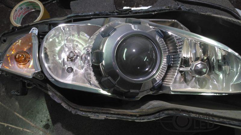 тюнинг ремонт фар ford mondeo (14)