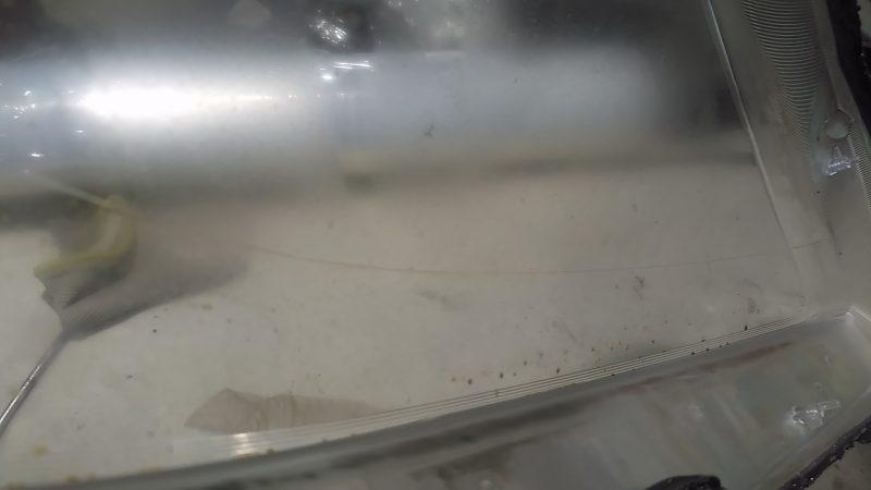 тюнинг фар mercedes s-classe w221