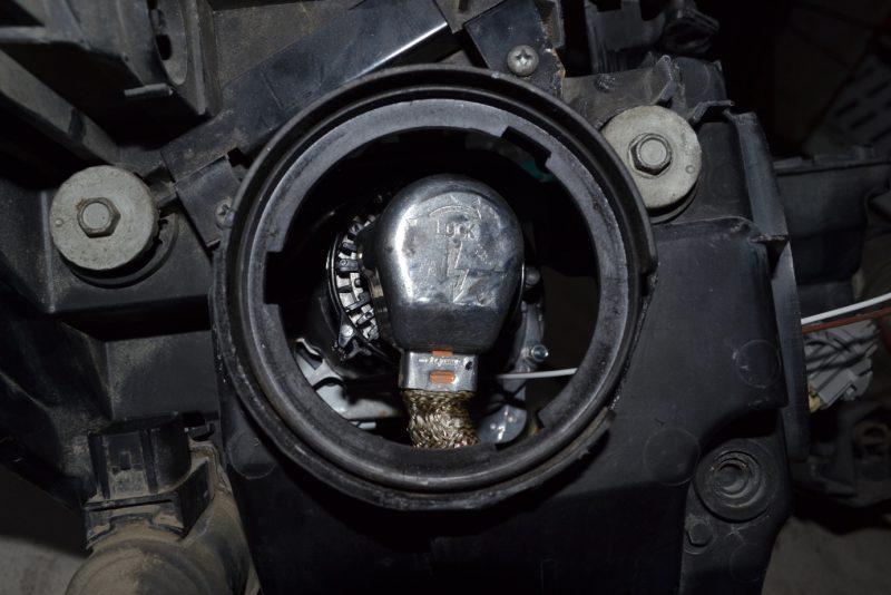 Тюнинг ремонт фар Lexus